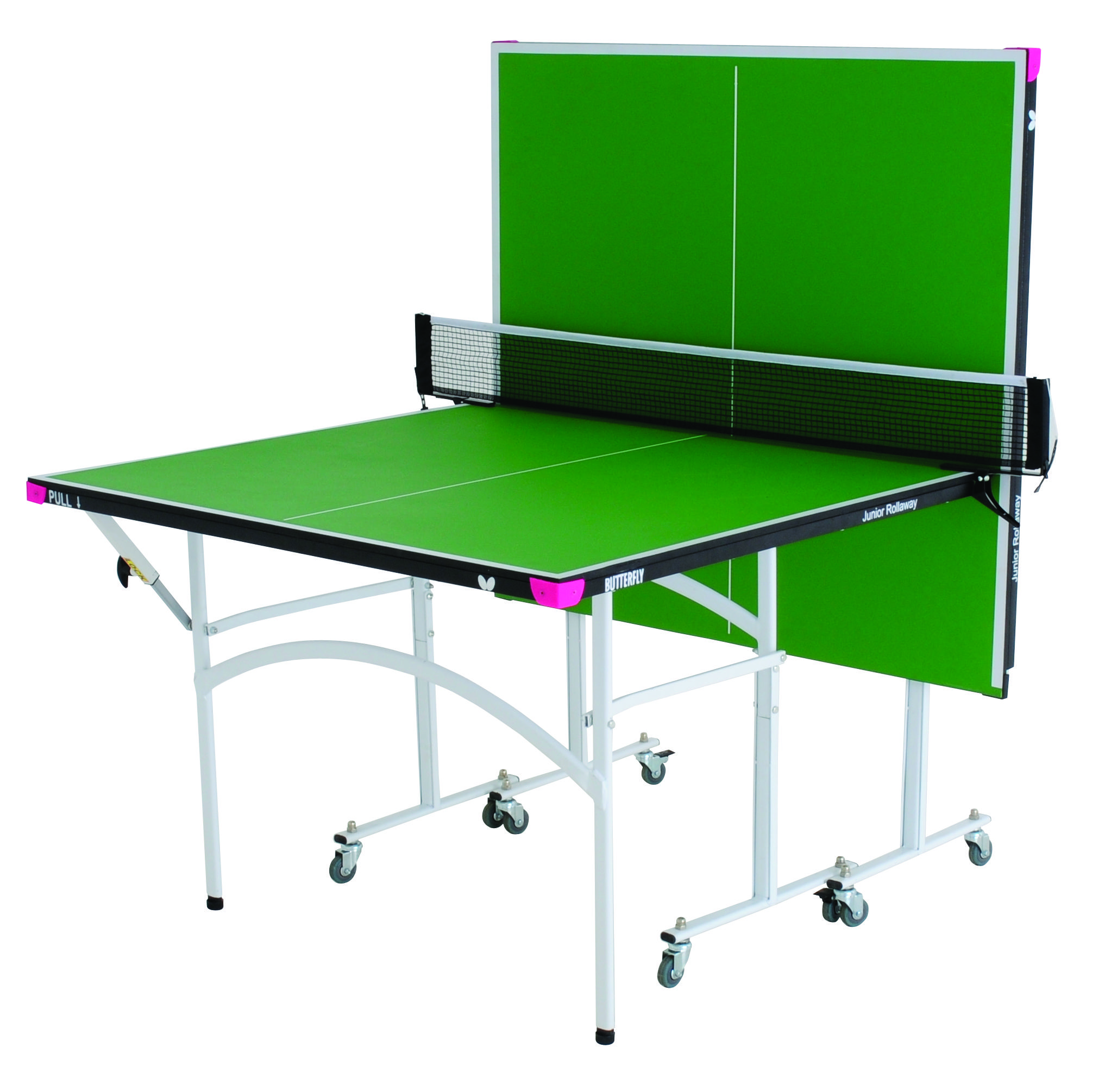 Butterfly junior indoor rollaway table tennis table just for Table tennis 99