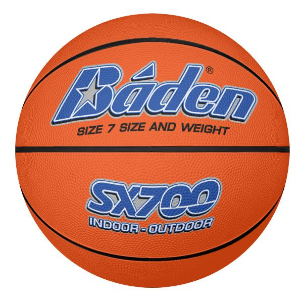 BADEN SX700 Tan Rubber Basketball