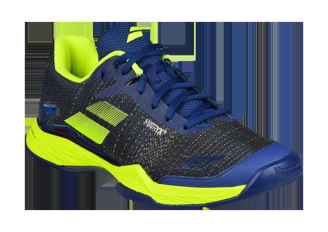 a7ec74765b48e Babolat Jet Mach II All Court Mens Tennis Shoes