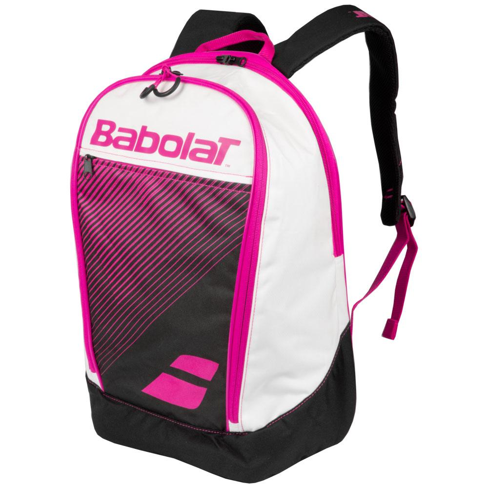 Babolat Club Classic Backpack - Pink - Just Rackets 94b78ddc44ca0