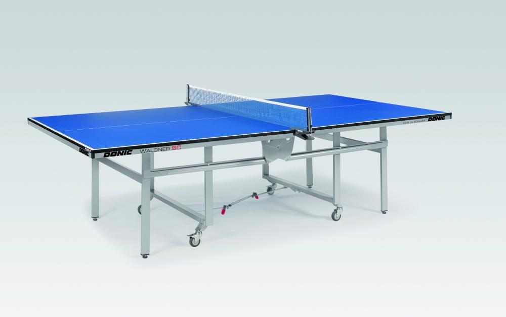 DONIC Waldner SC Blue Indoor Table Tennis Table