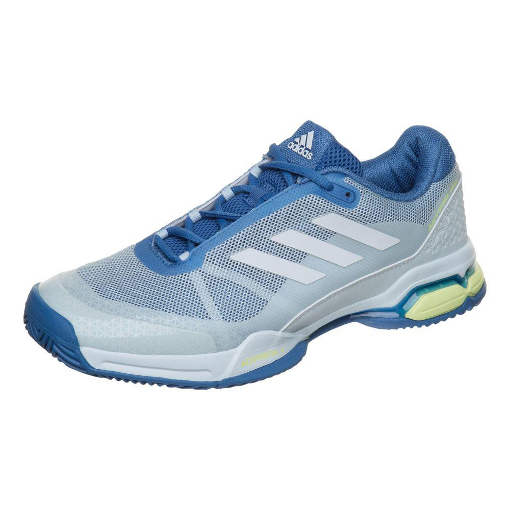 outlet store 9570f c1608 adidas Mens Barricade Club Tennis Shoes - Blue - Just Rackets
