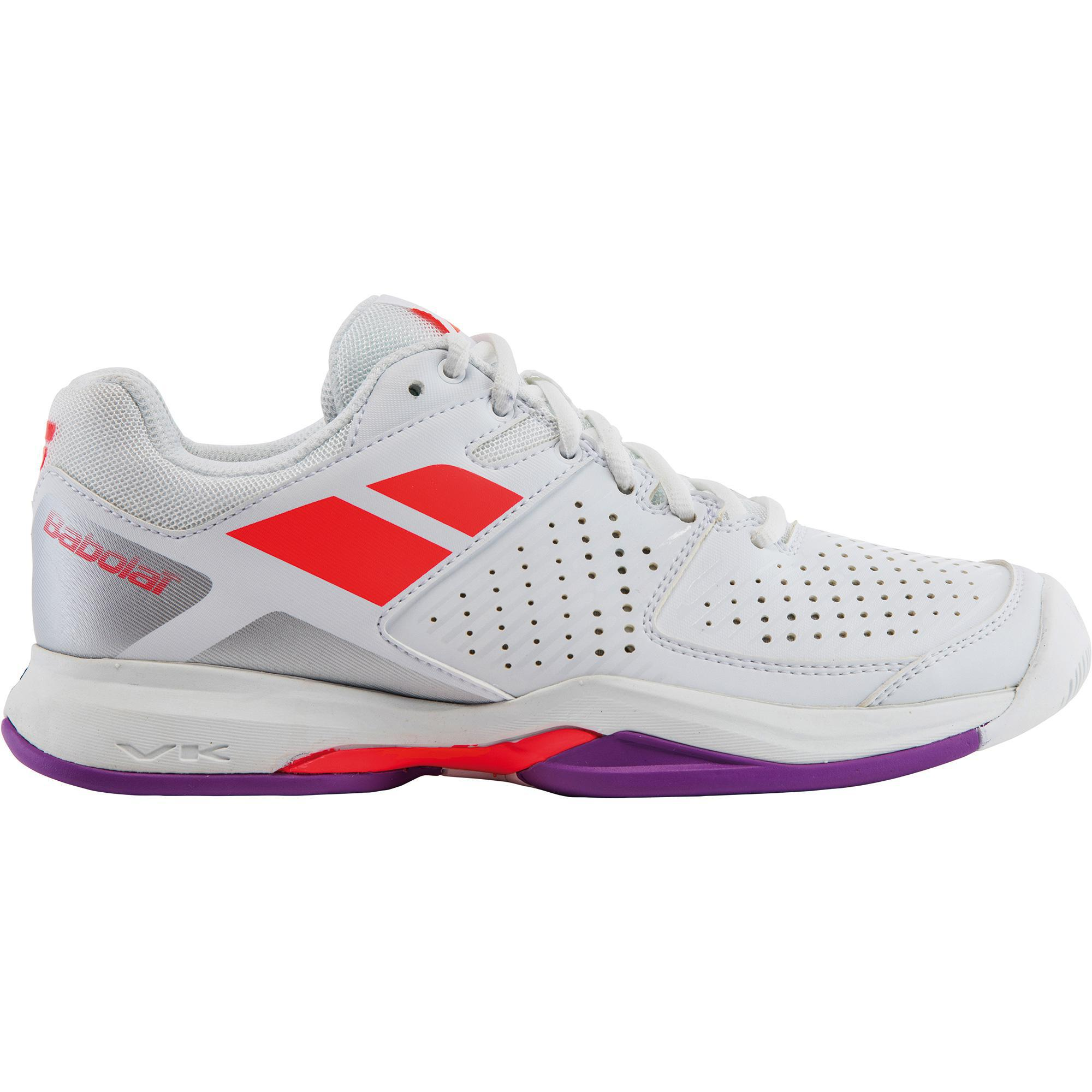 Babolat Tennis Shoes >> Babolat Pulsion Womens Tennis Shoes