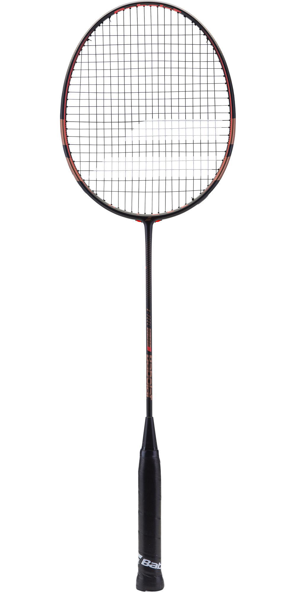Babolat X-Feel Blast Badminton Racket (2016) - Red