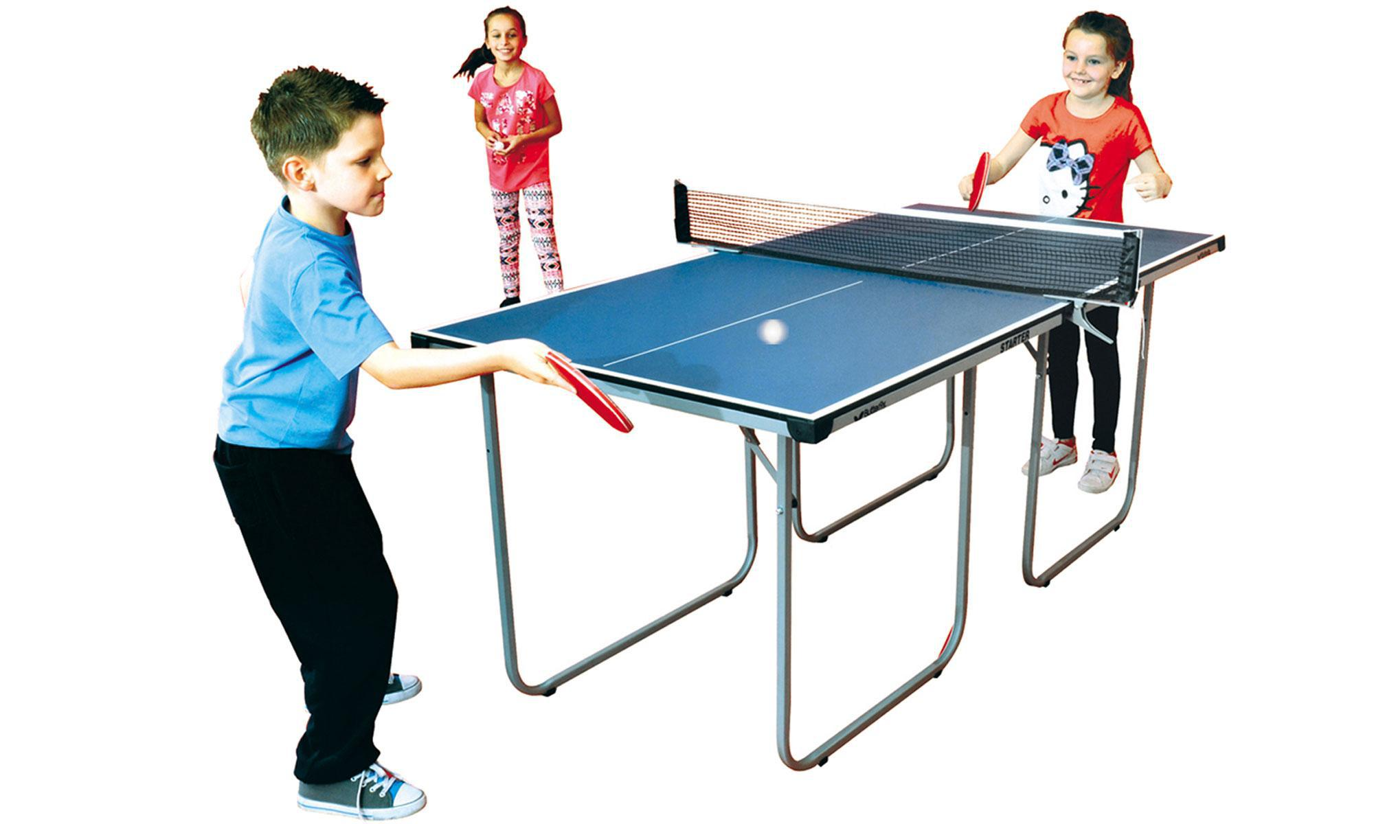 Butterfly starter 6 39 x3 39 indoor table tennis table just - Butterfly table tennis official website ...