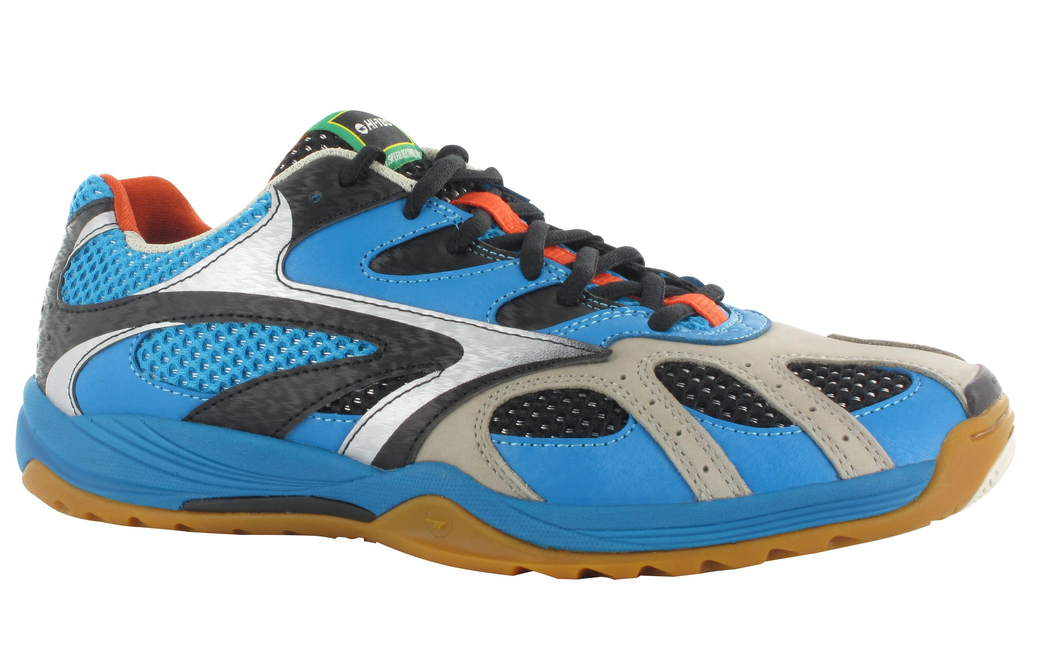 f947c56a7e63 HI-TEC AD PRO Elite Men s Squash Shoes (Blue) - Nick Matthews - Just Rackets