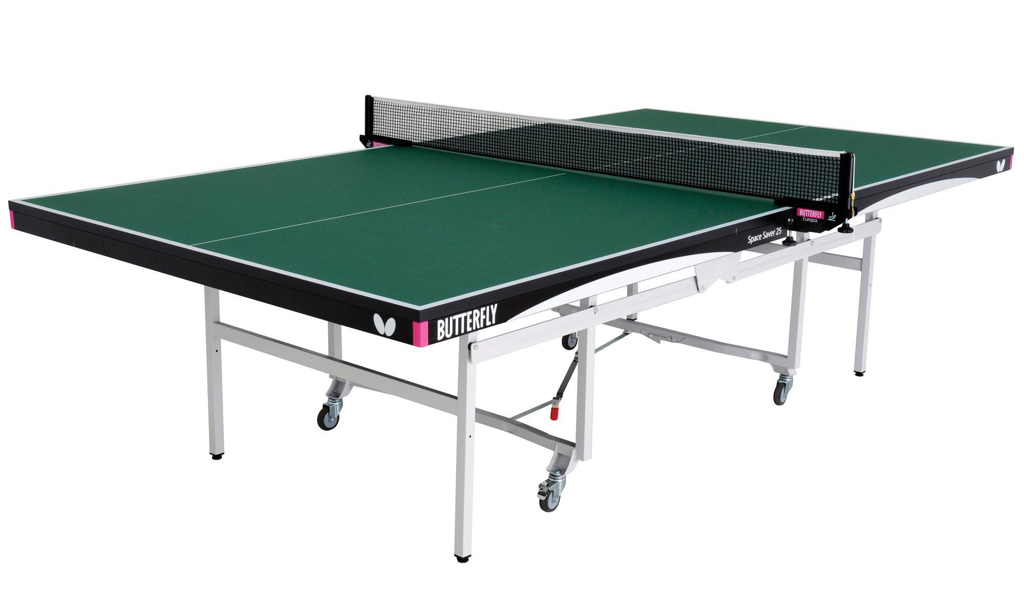 Butterfly space saver 25 rollaway indoor table tennis - Butterfly table tennis official website ...