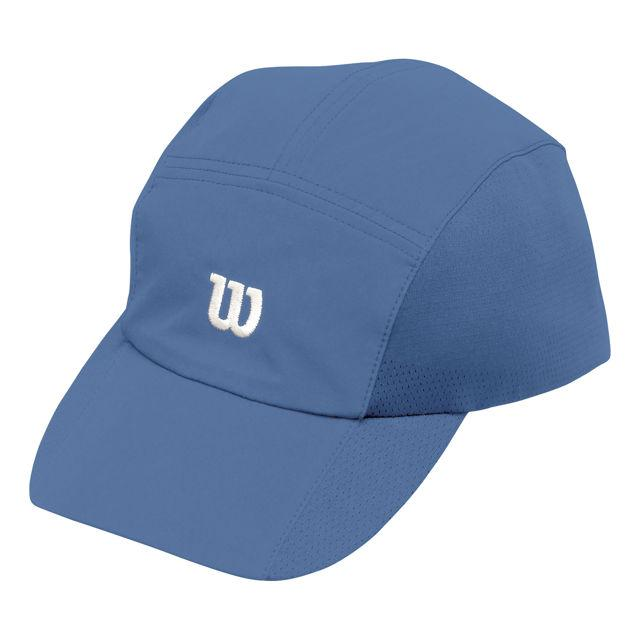 Wilson Rush Stretch Woven Cap - Deep Water