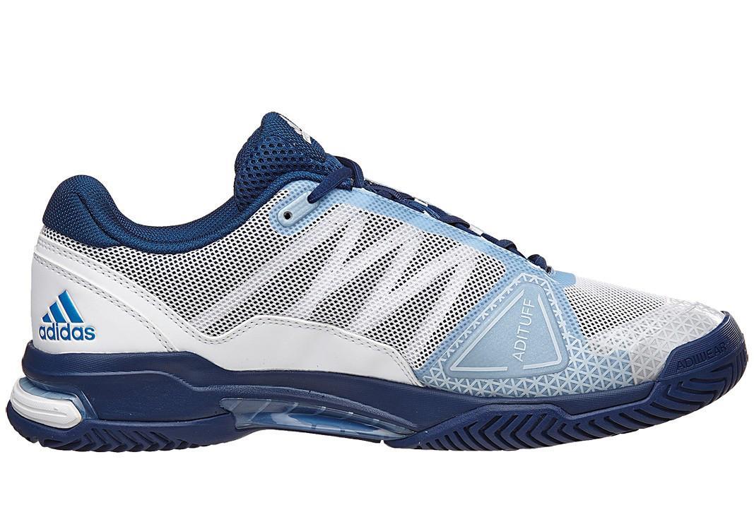 quality design 07c97 8aa1e adidas Mens Tennis Barricade Club Shoes