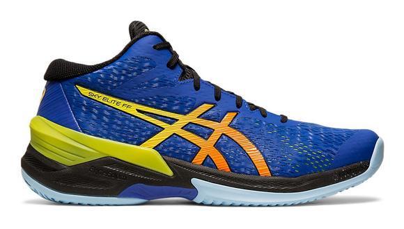 antiguo Desviación entre  Asics Elite FF MT Squash & Indoor Court Shoes - Just Rackets