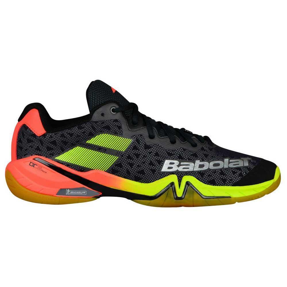 c0a18a1e10782 Babolat Shadow Tour Mens Badminton & Indoor Court Shoe