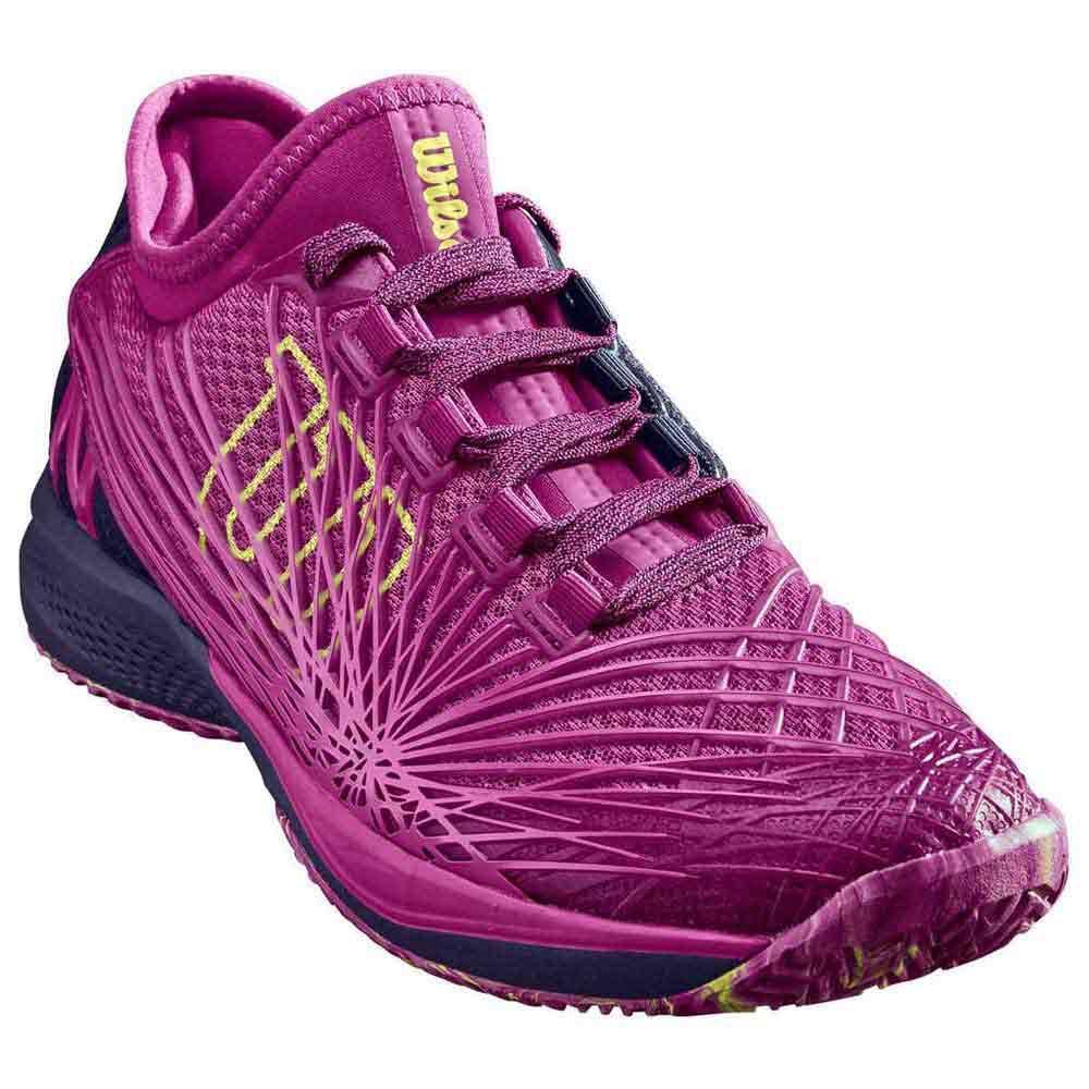 89343ebb1d78c4 Wilson Kaos 2.0 SFT Women's All Court Tennis Shoe - Just Rackets
